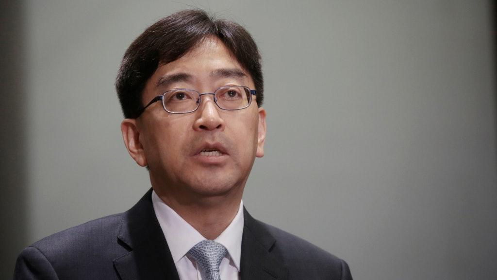 前香港食物及衛生局局長高永文 (圖片來源: 網路)