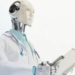醫療判斷並不只是資料辨識和歸納,AI應用只是醫師得力助手。(圖片來源:Shutterstock)