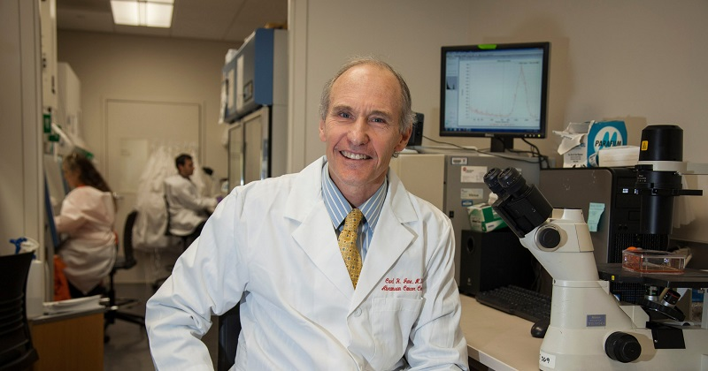 CAR-T細胞療法先驅Carl June博士(圖片來源:網路)