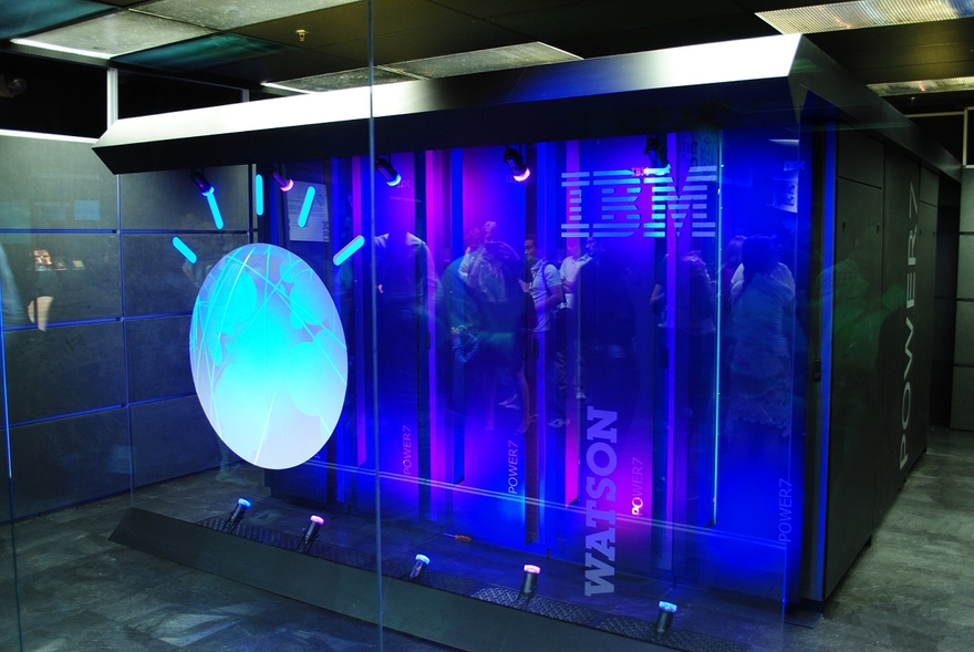 IBM正在停止人工智慧系統Watson藥物開發輔助計畫 (圖片來源: 網路)