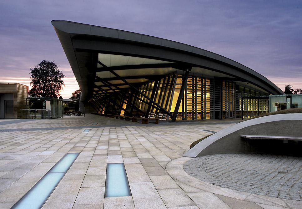 Wellcome Sanger Institute (圖片來源: Wellcome Sanger Institute)