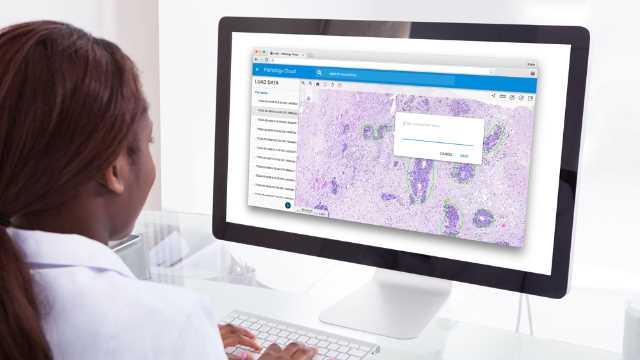 AI醫療影像Hot !  PathAI、Aidoc 2家新銳  B輪募資超過千萬美元。(圖片來源:網路)