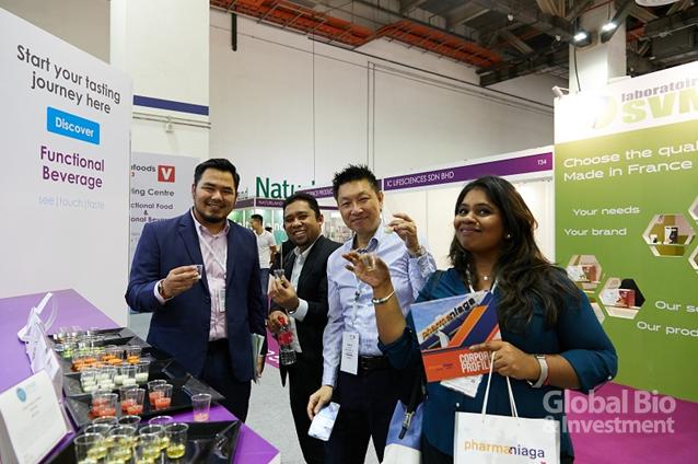 2019亞洲國際營養保健食品展將登場 首次設立進入市場諮詢中心 助攻營養保健食品國際銷售(圖片:環球生技)