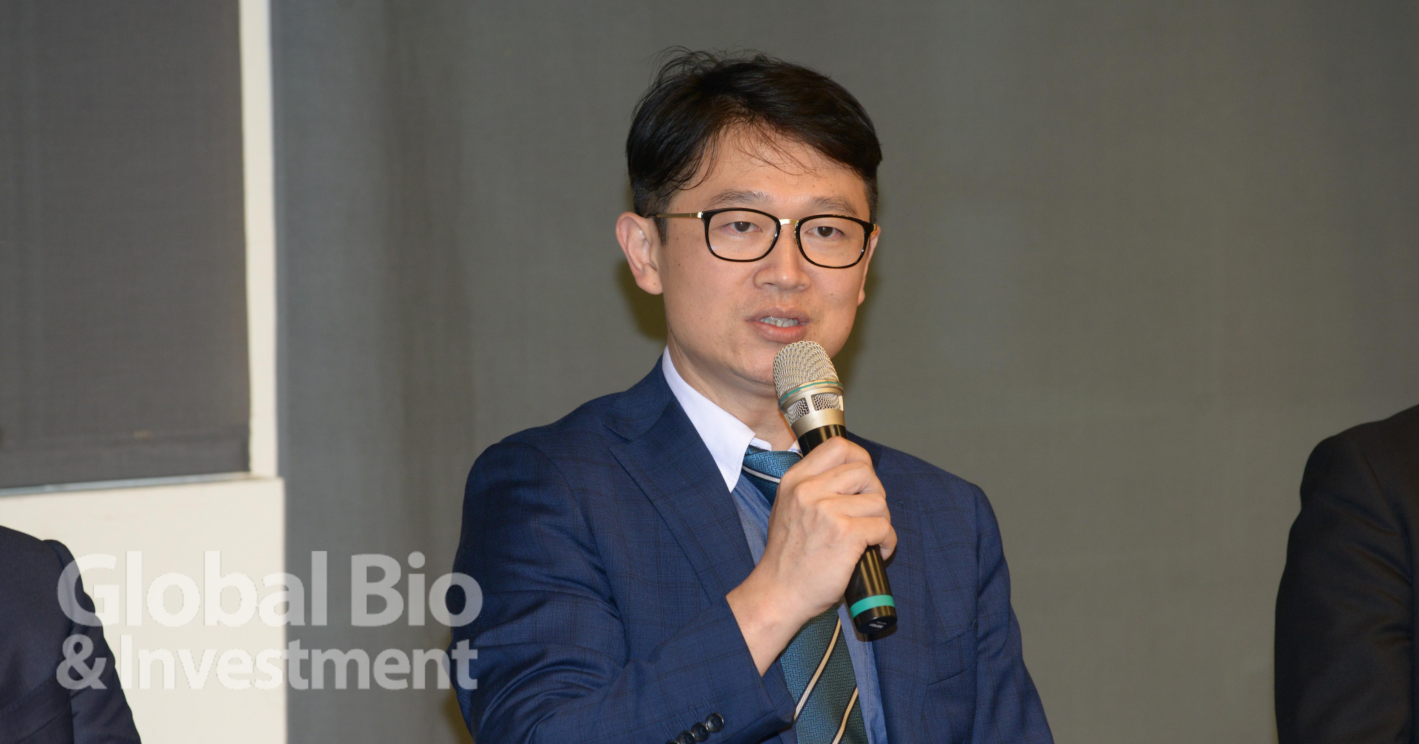 富禾生醫李建謀總經理。(攝影/林嘉慶)