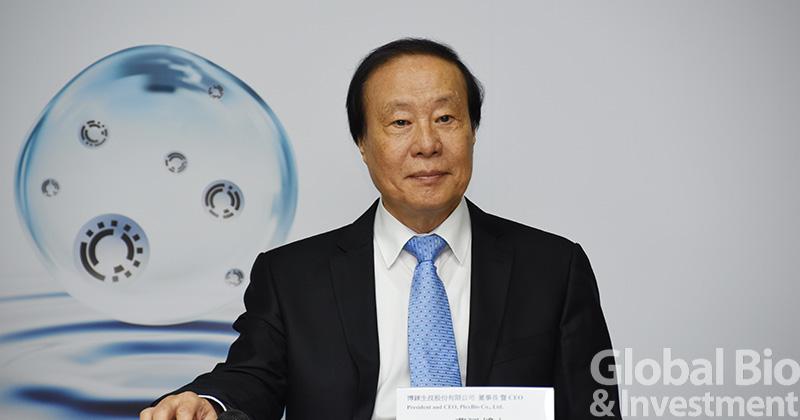 日本電化集團擴大投資 將取得博錸三成股權 (圖為博錸生技董事長曹汀/圖片來源:環球生技雜誌)