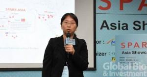 SPARK亞洲區域委員會主席曾宇鳳教授(攝影/李林璦)