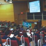 2019臺灣生技創新創業論壇在費城天普大學舉行,吸引約300名專業人士參與