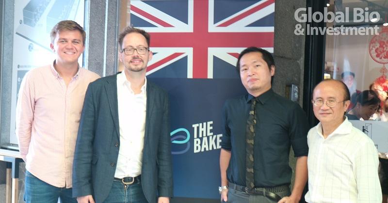英加速器The Bakery進駐臺灣 助臺灣新創能量推向國際(攝影/巫芝岳)