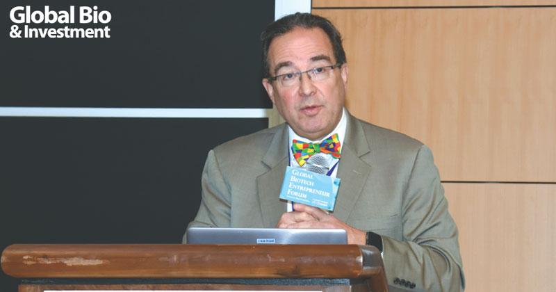 Amicus Therapeutics 資深副總裁Andrew E. Mulberg 說,Amicus 公 司與賓州大學合作,開發溶酶體病和其他6 種罕見疾病的新一代基因 療法。