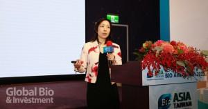 美國國家衛生研究所(NIH)研究員Heidi Kong(攝影/羅翊芳)