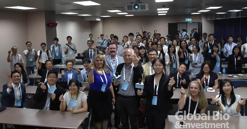 SPARK Asia Showcase首次移師臺灣 推動生醫創新研究商品化(攝影/李林璦)