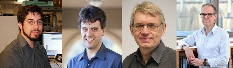 2019 Warren Alpert Prize 四位光遺傳研究先驅獲獎。(圖片來源:網路)