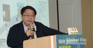 臺灣幹細胞學會理事長沈家寧(攝影/林嘉慶)