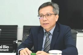 圖說:劉國讚所長表示,專利品質的提升很不容易,需從創造、保護及運用三方創聯。