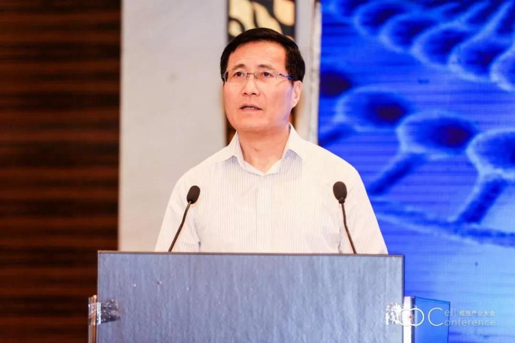 中國衛生信息與健康醫療大數據學會會長金小桃(圖/細胞展業大會提供)