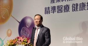 生物產業發展協會理事長李鍾熙(攝影/李林璦)