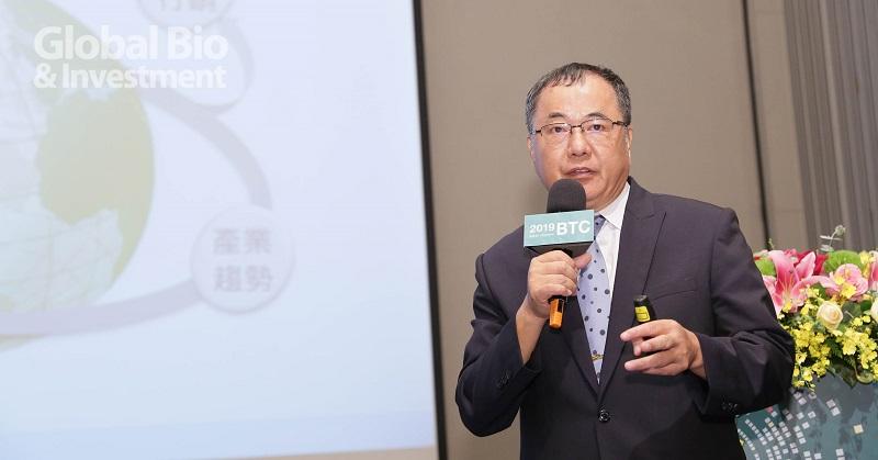 行政院農委會主任秘書張致盛(攝影/彭定凱)