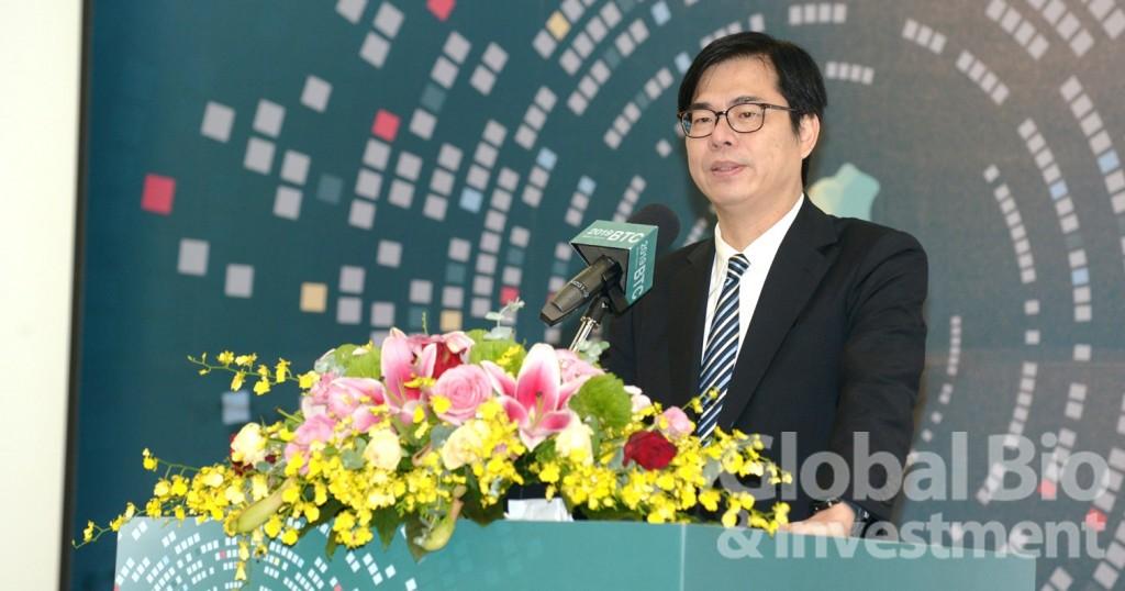 行政院副院長陳其邁回應本次BTC建議。(攝影/林嘉慶)