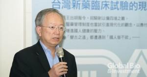 瑞華醫藥集團執行副總陳紹琛(攝影/林嘉慶)