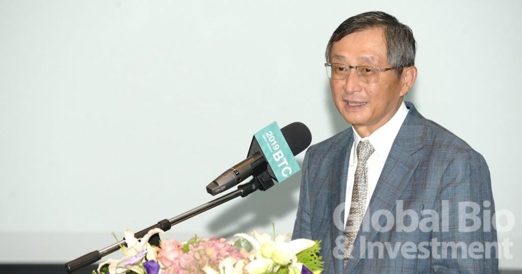 BTC委員張鴻仁代表大會報告本次BTC總結建議。(攝影/林嘉慶)
