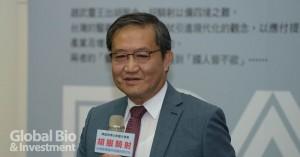 陽明大學校長郭旭崧(攝影/林嘉慶)