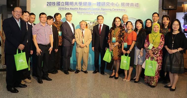 面對國內防疫壓力,陽明大學所屬的台灣聯合大學系統已與東南亞健康一體大學聯盟展開合作。(本圖由陽明大學提供)