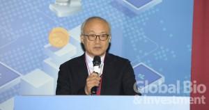 MEDINET公司副總裁暨董事鈴木邦彥(攝影:林嘉慶)