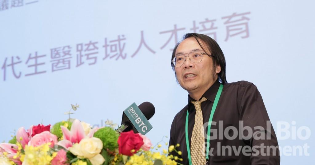 Google臺灣董事總經理簡立峰。(攝影/彭定凱)