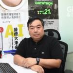 台北醫學大學醫學科技學院院長李友專(攝影/李林璦)