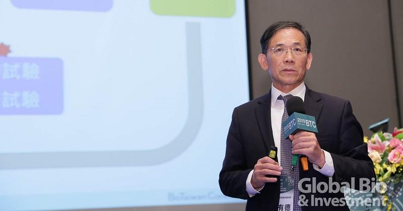 BTC委員—益安生醫股份有限公司董事長張有德(攝影/彭定凱)
