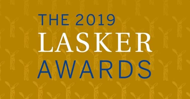 2019美國生醫殊榮「拉斯克獎」公布,免疫醫學成大贏家。(圖片來源: Albert And Mary Lasker Foundation)