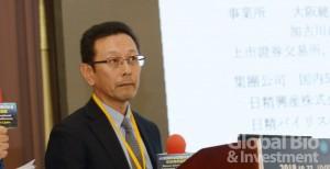 矢野浩史表示,日本精化在近40年間,持續研發並生產高純度磷脂質。