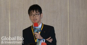 富田康治表示,目前日本精化所生產的磷脂質,已被應用於微脂體藥物超過20年以上。
