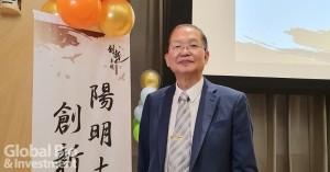 台美檢驗科技有限公司蔡文城董事長(攝影/林嘉慶)