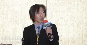 淺井知浩教授是次主題是「新型微脂體——帶電荷可變的微脂體」。