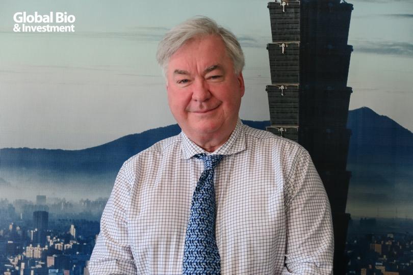 澳洲前衛福部長Michael Wooldridge 分享「國血」真正被「國用」成功經驗 (攝影/林明定)