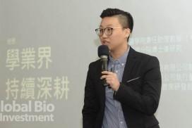 生命之星國際股份有限公司執行董事陳孟專。(攝影:林嘉慶)