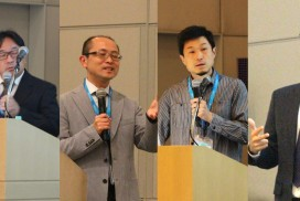 大會第二日下午以基因編輯的應用與進展為題,邀請到多名日本基因編輯尖端發展的學者及全球BIO高層,從開發、展望、治療與法規分享專業觀點。(攝影/吳培安)