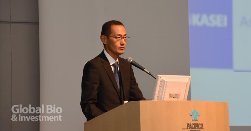 山中伸彌表示將成立非營利基金會,幫助iPSC儲存(攝影/巫芝岳)