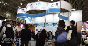 BPIPO與多家廠商交流,期望將臺灣的生技產業成果帶給世界 (攝影/巫芝岳)