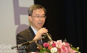 國家生技園區代理主任吳漢忠。(攝影:林嘉慶)