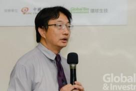 安侯生技顧問股份有限公司總經理蘇嘉瑞。(攝影:林嘉慶)