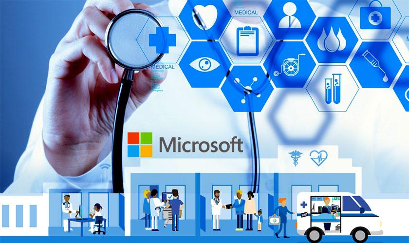 微軟投入AI閱讀技術加速癌症精準醫學發展。(圖片來源:網路)