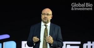 歐洲腫瘤外科學會會長Tibor Kovacs(攝影/李林璦)