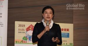 莊家華指出,中國的「養老產業」從開發商(建設)、投資商(持有)和運營商(管理)三大商業角色,串接成一體產業鏈 (攝影/巫芝岳)