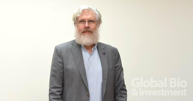 《Science》George Church領導 AI輔助改良基因療法病毒載體 (攝影:巫芝岳)