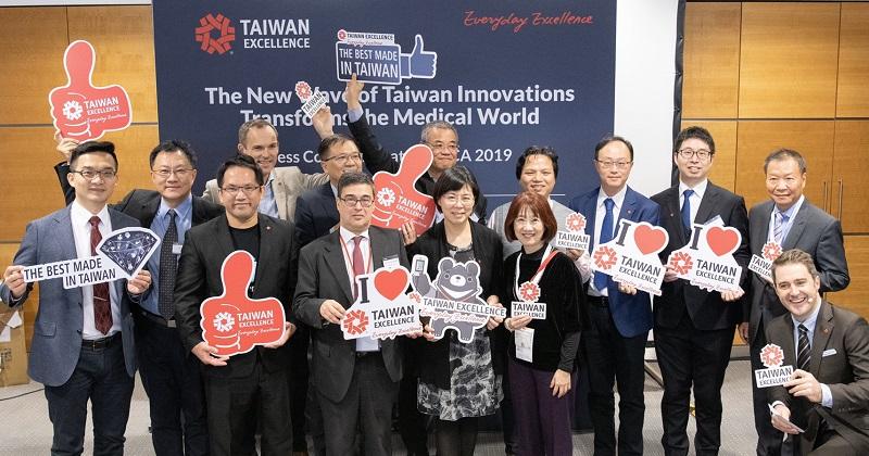 2019德國MEDICA醫材展 台灣ROBOT、AI、XR、5G醫療新科技備受矚目