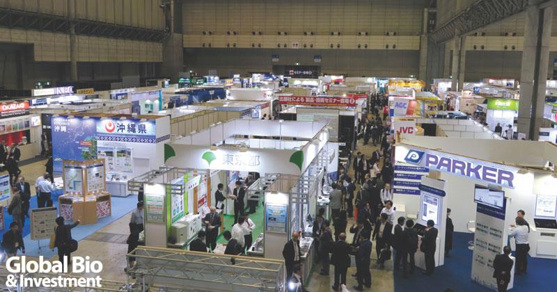 剪影-東京醫療展p1