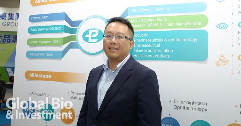 友華整合式服務, 目標新藥CDMO市場。(攝影/林嘉慶)
