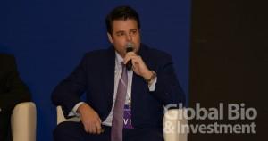 美國Bourne Partners創辦人兼總裁Banks Bourne (攝影/林嘉慶)